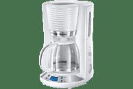 RUSSELL HOBBS 24390-56 RH Inspire Kaffeemaschine Weiß/Chrom