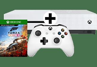 MICROSOFT Xbox One S 1TB Forza Horizon 4 Bundle