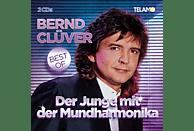 Bernd Clüver - Der Junge mit der Mundharmonika-Best Of [CD]