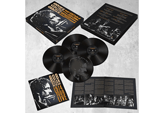 Bob Dylan And The Band - 1974 Tour Live (180 Gr.4LP-Set) - (Vinyl)