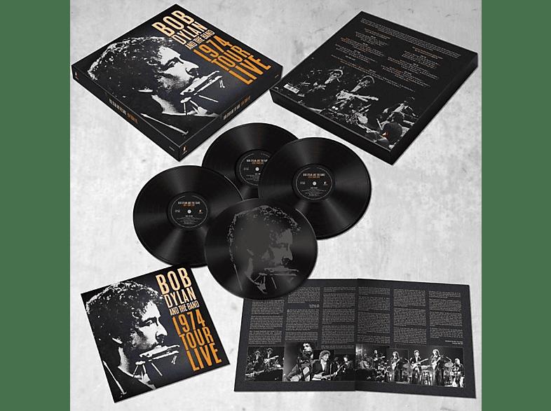Bob Dylan And The Band - 1974 Tour Live (180 Gr.4LP-Set) [Vinyl]