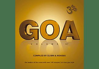 VARIOUS - Goa Vol.67  - (CD)