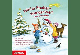 VARIOUS - Winterzauberwunderwelt.Lieder Und Gedichte  - (CD)