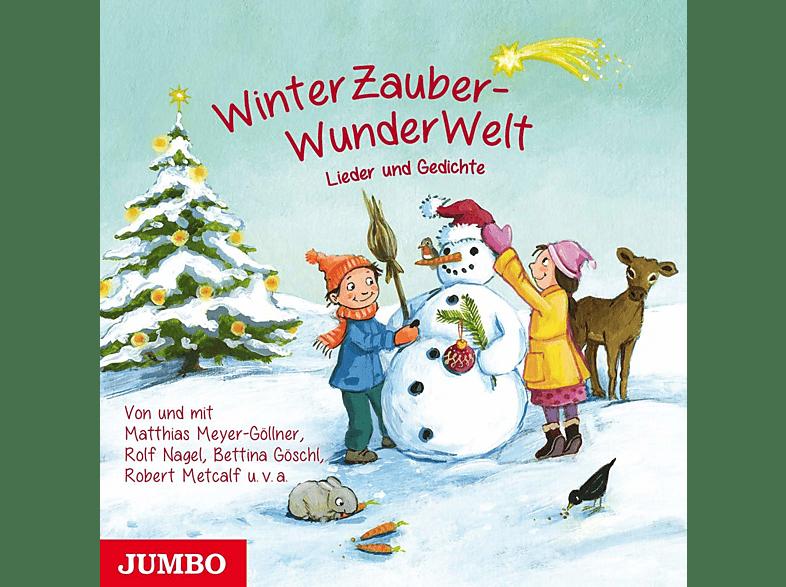 VARIOUS - Winterzauberwunderwelt.Lieder Und Gedichte [CD]