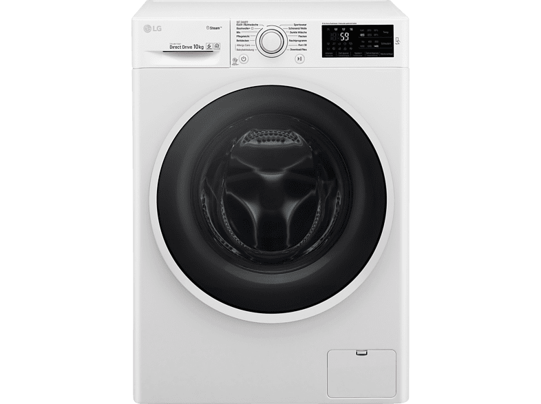 LG F14WM10ES0  Waschmaschine (10 kg, 1400 U/Min., A+++)