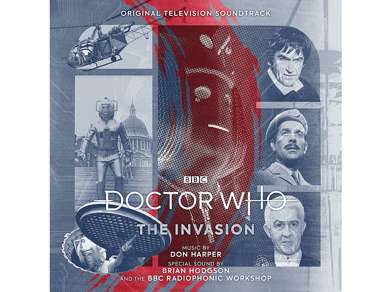 Bbc Radiophonic Workshop - Doctor Who - The Invasion [CD]