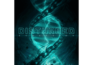 Disturbed - Evolution - (CD)
