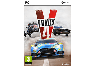 PC - V-Rally 4 /Multilinguale