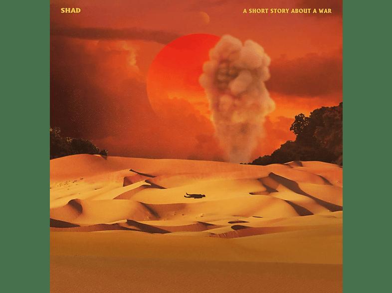 Shad - A Short Story About War (Ltd.Coloured LP+MP3) [LP + Download]