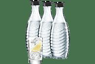 SODASTREAM 1216513490 Crystal 2.0 Wassersprudler Titan/Silber