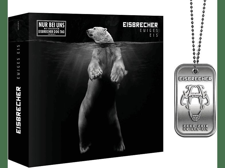 Eisbrecher - Ewiges Eis - 15 Jahre Eisbrecher (Exklusiv) [CD]