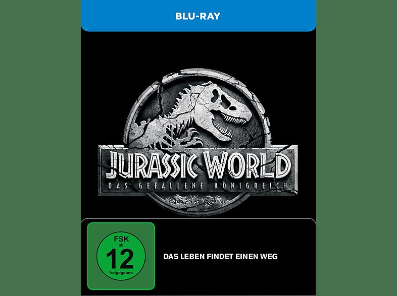 Jurassic World - Das gefallene Königreich (Exklusives Steelbook) [Blu-ray]