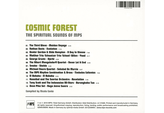 VARIOUS - Nicola Conte-Cosmic Forest  - (CD)