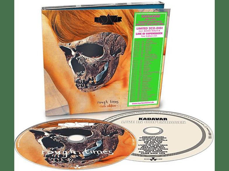 Kadavar - Rough Times + Live in Copenhagen [CD]