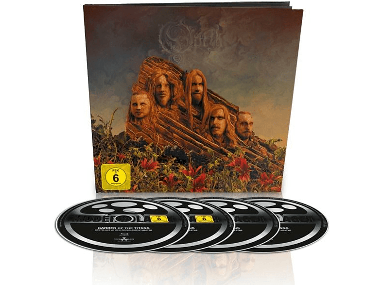 Opeth - Garden Of The Titans (Opeth Live at Red Rocks Amph [Blu-ray]