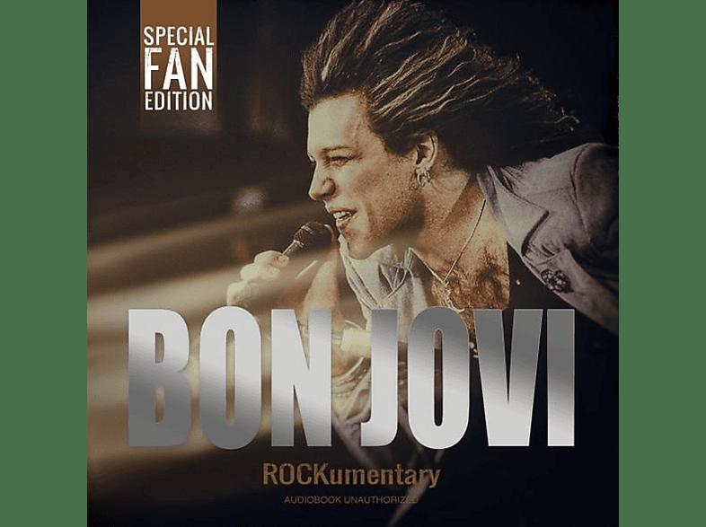 Bon Jovi - Rockumentary/Audiobook Unauthorized [CD]