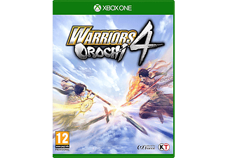 Xbox One - Warriors Orochi 4 /D
