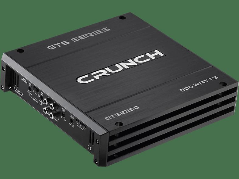 CRUNCH GTS 2250 Verstärker (2 Kanal)