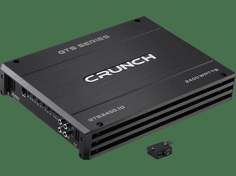 CRUNCH GTS 2400.1 D Verstärker ()