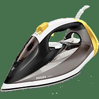 PHILIPS Dampfbügeleisen Azur GC4537/80 2400W, schwarz