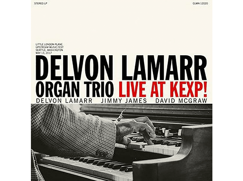 Delvon Organ Trio Lamarr - LIVE AT KEXP! [CD]