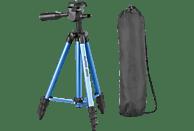 CULLMANN Alpha 3000 Dreibein Stativ, Blau, Höhe offen bis 1060 mm