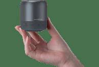 ANKER Soundcore Mini 2 Bluetooth Lautsprecher, Grau, Wasserfest