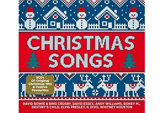 VARIOUS - Christmas Songs - (CD)