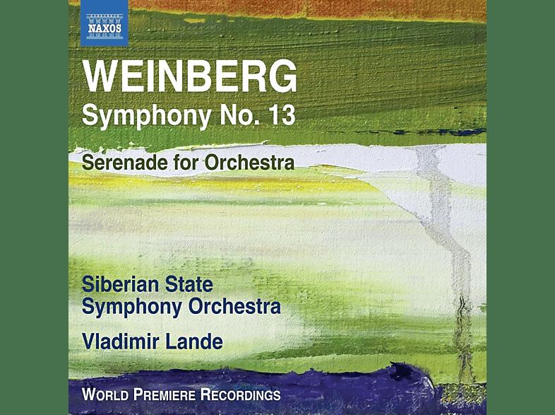 Siberian State Symphony Orchestra - Sinfonie 13/Serenade für Orche [CD]