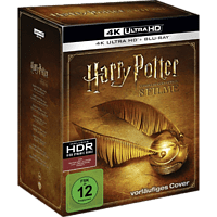 Harry Potter - Complete Collection (inkl. HDR) [4K Ultra HD Blu-ray]
