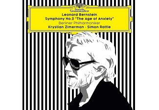 "Zimerman,Krystian und Bernstein,Leonard - Bernstein: Sinfonie 2 ""the Age of Anxiety [CD]"