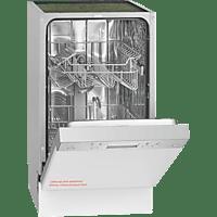 BOMANN GSPE 889 TI  Geschirrspüler (teilintegrierbar, 450 mm breit, 49 dB (A), A++)