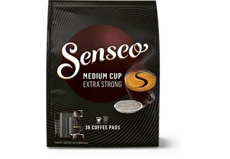SENSEO Kaffepads Extra Strong Medium, 36-pack (120 ml)
