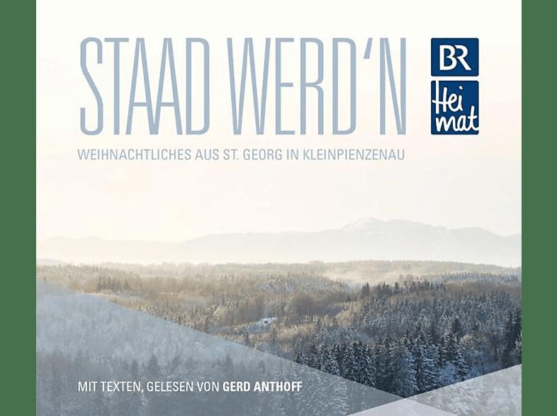 VARIOUS - Staad Werd'n [CD]