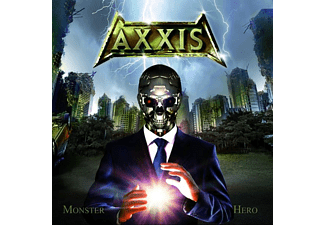 Axxis - MONSTER HERO - (Vinyl)