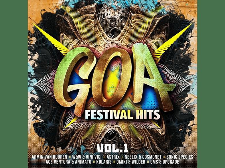 VARIOUS - Goa Festival Hits Vol.1 [CD]