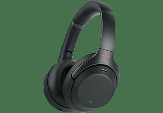 SONY Draadloze hoofdtelefoon Noise Cancelling NFC Zwart