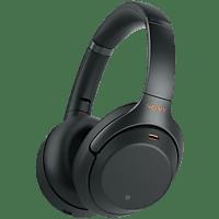 SONY Bluetooth Kopfhörer WH-1000XM3 mit Geräuschminimierung, schwarz