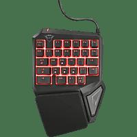 TRUST GXT 888 Assa Gaming Tastatur Gaming Tastatur