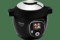 KRUPS CZ7158 Cook4Me+ Connect Multikocher, Schwarz/Grau