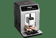 KRUPS EA894T Evicence Plus One-Touch-Cappuccino Kaffeevollautomat Titanium Metallic