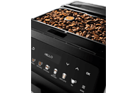 KRUPS EA8948 Evicence Plus One-Touch-Cappuccino Kaffeevollautomat Schwarz-Metallic