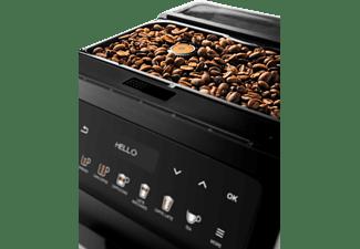 KRUPS EA8948 Evidence Plus One-Touch-Cappuccino Kaffeevollautomat Schwarz-Metallic
