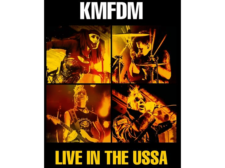 KMFDM - Live In The USSA [CD]