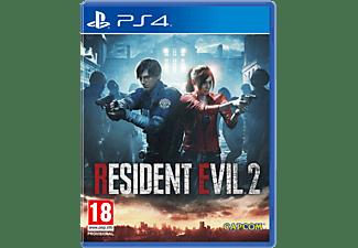 Resident Evil 2 NL/FR PS4