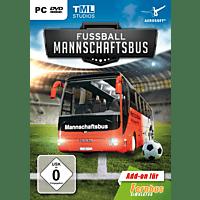 Fernbus Simulator Add-on - Fußball Mannschaftsbus [PC]