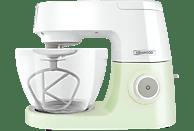KENWOOD KVC5100G Chef Sense Colour Collection Küchenmaschine Weiß/Pastellgrün (Rührschüsselkapazität: 4,6 Liter, 1200 Watt)