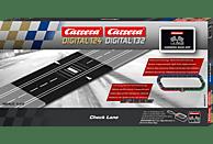 CARRERA (TOYS) Check Lane Zubehör für Rennbahnen, Schwarz