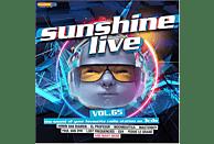 VARIOUS - Sunshine Live 65 [CD]