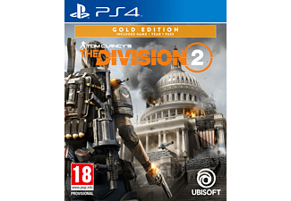 PS4 Tom Clancy's The Division 2 GOLD EDITION